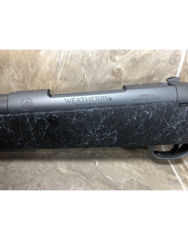 "Weatherby Weatherby Mark V 6.5-300 Weathermark 26"" stainless barrel (MWMM653WR60)"