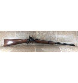 H&R H&R US 1873 Springfield 45/70 Trap door wood stock blued barrel (5882)