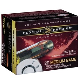 Federal Federal 357 mag 180gr Swift A-Frame 20rds (P357SA)