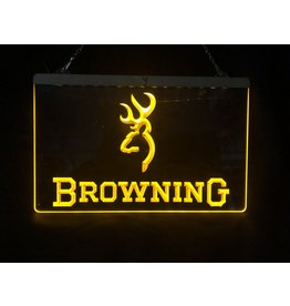 Joe Prytula Browning Neon Lights