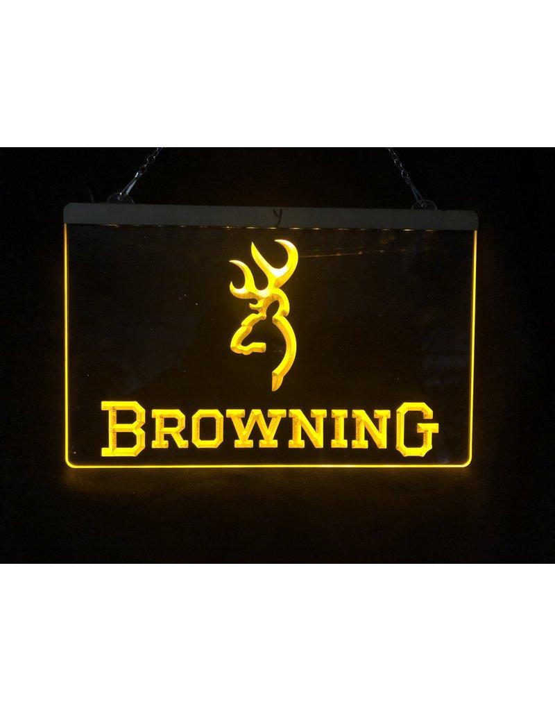Joe Prytula Browning Neon Lights