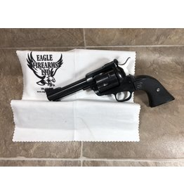 "Ruger Ruger Blackhawk Convertible 45LC/45ACP 4.62"" Hard rubber grip 6rnd blued frame std trigger (0446)"