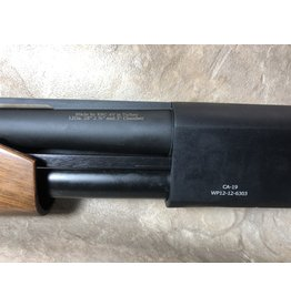 "Revolution Revolution WP12 12ga 2 /34"" & 3"" pump action shotgun wood stock 28"" blued barrel (WP12WOOD)"