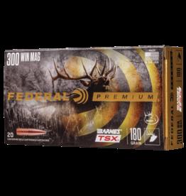 Federal Federal Premium 300 win mag 180gr Barnes TSX 20rd (P300WP)