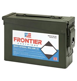 Frontier Frontier Rifle 223 Rem 55gr FMJ 500 Rnd Ammo Can (FR104)