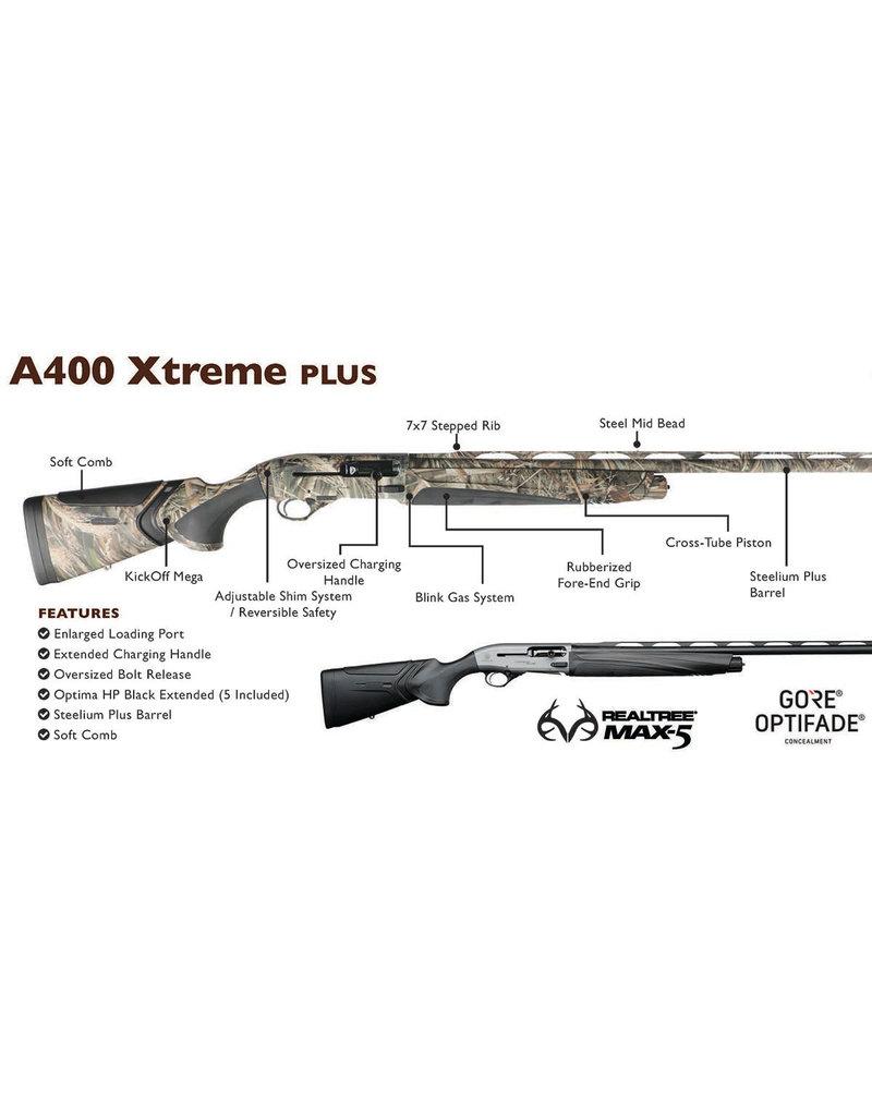 """Beretta Beretta A400 Xtreme Plus 12ga/28"""" true timber drt (7W91E1A1A5080)"""