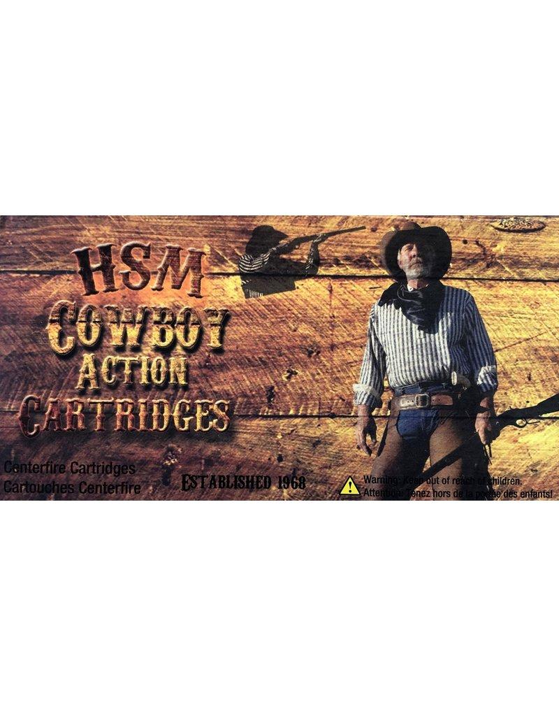 HSM HSM 44 Magnium 200gr RNFP Cowboy Action lead 50rnds (HSM-44M-11-N)