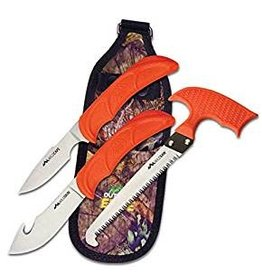 Outdoor Edge Outdoor Edge Wild Guide Set- Cape, Skin, Saw (WG-10C)