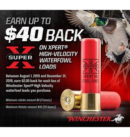 Winchester Winchester Xpert High-Velocity Waterfowl Loads REBATE