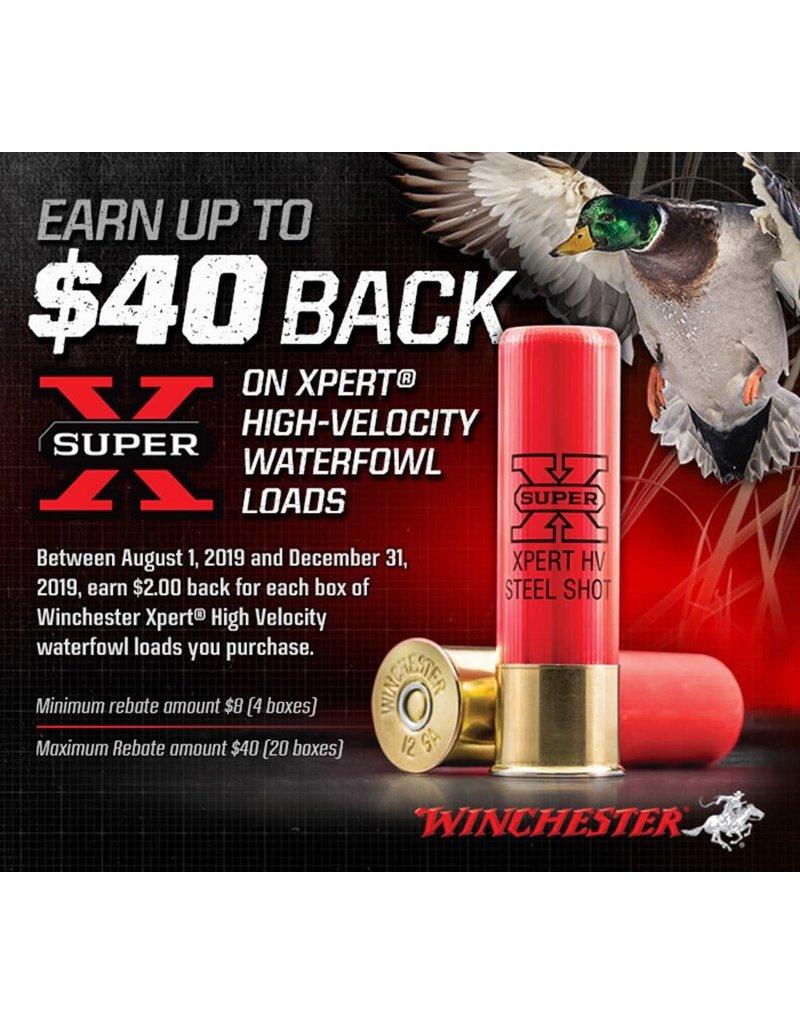 Winchester Winchester Xpert High-Velocity Waterfowl Loads REBATE