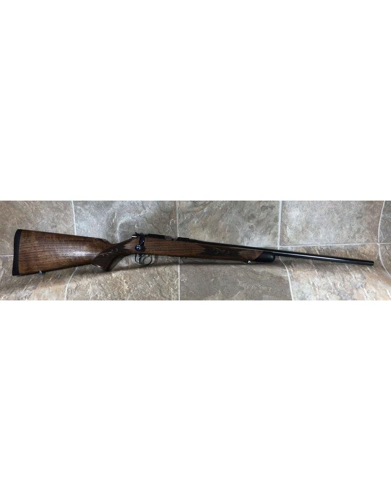 "CZ CZ 452 Farewell Edition 22"" 22LR wood stock blued barrel (5134-8026-1600025)"