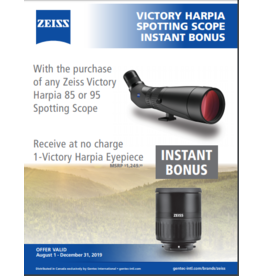 Zeiss Zeiss Victory Harpia Spotting Scope INSTANT BONUS