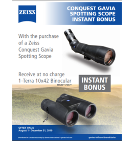 Zeiss Zeiss Conquest Gavia Spotting Scope INSTANT BONUS