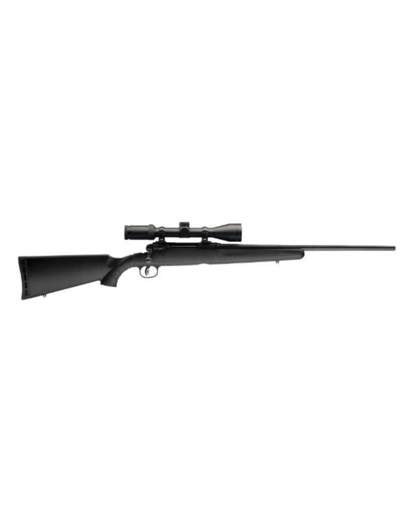 Savage Arms Savage Axis II XP 223rem blk syn stock blued barrel (22616)