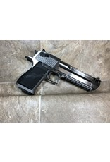 "Magnum Research Desert Eagle 50AE 6"" SS Rail (DE50SRMB)"