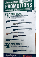 Remington Remington BIG GAME PROMOTIONS