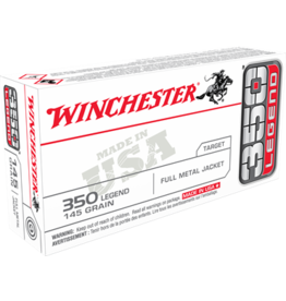 Winchester Winchester 350 Legend 145gr Fmj (USA3501)