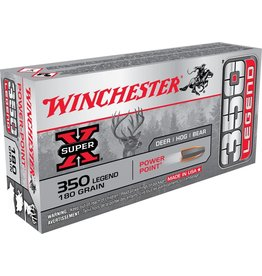 Winchester Winchester 350 Legend 180gr power-point (x3501)