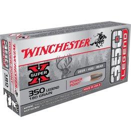 Winchester Winchester 350 Legend 180gr power-point (x3501)