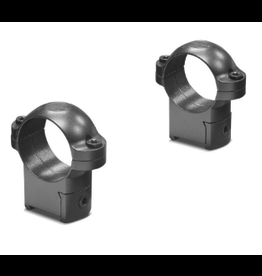 "Leupold Leupold CZ 527 1"" Medium Matte 2 hole (177363) Ringmounts"