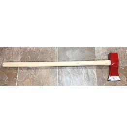 "Unex Maul-wood SPL-Sledge Eye 8lb 36"" Hickory Axe"