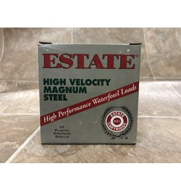 "Estate Estate 12ga 2 3/4"" 1 1/8oz #2 shot HV mag steel (HVST122)"
