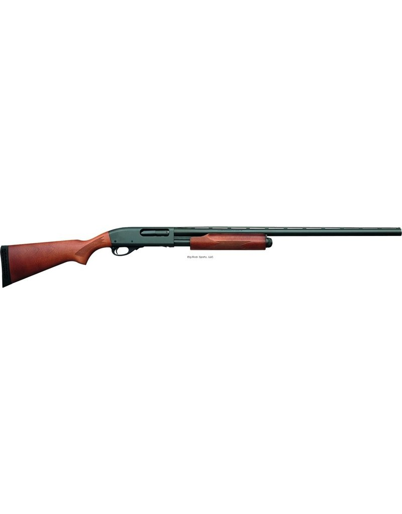 Remington Remington 870 Express Pump Shotgun 12 GA, RH, 28 in, Black Wood, 3+1 Rnd, Rem, Vent Rib, 3.5 in