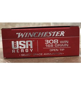 Winchester Winchester 308win 168gr (RED308)