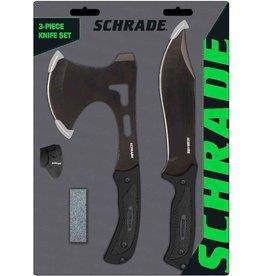 Schrade Schrade Axe & Fixed Blade (1105615)