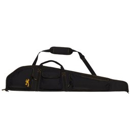 """Browning Browning Flex Black and Gold Soft Rifle Case 50"""" (1419589901)"""