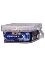 Federal Federal BYOB 22LR HP 36gr 825 rnd bucket