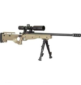 """Keystone CPR  Crickett Keystone  Precision Bolt Rifle 22 LR 16.125"""" BBL FDE Syn (KSA2152)"""