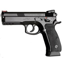 CZ 75 Sp-01 Shadow 9mm Semi Auto Pistol