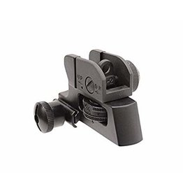 UTG Detachable Compact Rear Sight