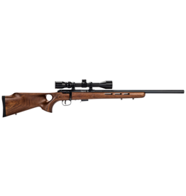 Savage Arms Savage 93R17 BTV 17HMR HB Blued, laminated stock (96250)