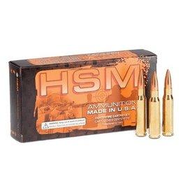 HSM HSM 350 REM MAG 200gr hornady interlock (HSM-350RMAG-5-N)