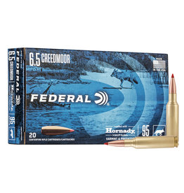 Federal Federal 6.5 Creedmoor 95gr Hornady V-Max (V65CRDVM95)