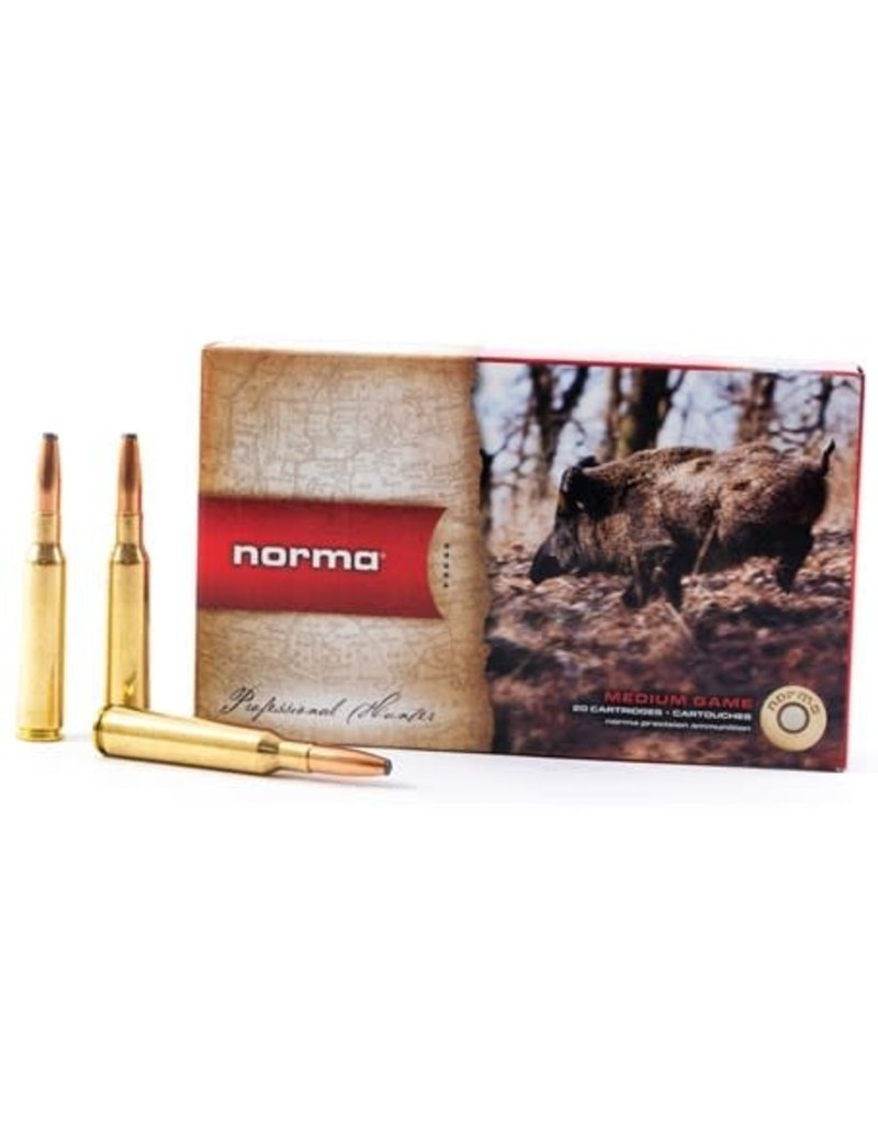 Norma Norma 6.5x55 156gr ORYX ammo 20ct (16562)