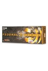 Federal Federal Premium 270 WSM 130gr Barnes TSX (P270WSMD)