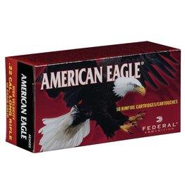 Federal Federal American Eagle 22 LR 40GR High Velocity Brick 500rd (AE5022)