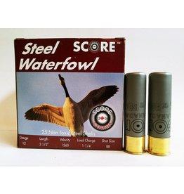 """Score Score 12GA Steel 1560fps 3.5"""" 1.1/4oz BB CASE (12S35BB)"""