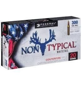 Federal Federal Non Typical 300 Win Mag 180gr SP (300WDT180)