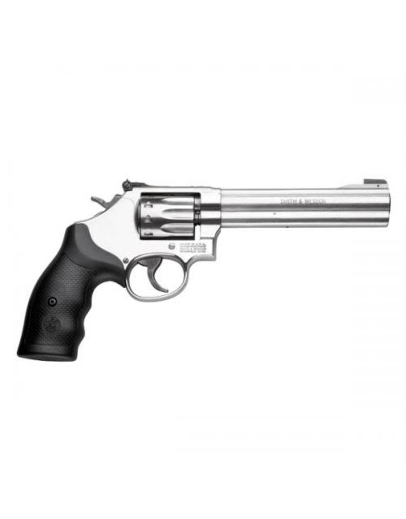 Smith & Wesson Smith & Wesson 617 K-22 Masterpiece Revolver 22 LR, 6 in (160578)