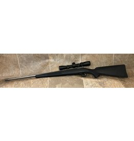 Savage Arms Savage 16 308win blk syn stock stainless barrel comes w/ vortex crossfire II 2-7x32 scope (H650918)