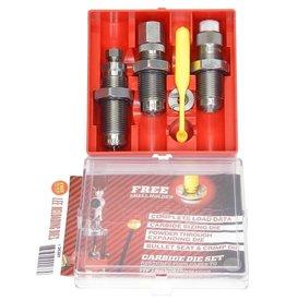Lee Precision Inc Lee 9mm Luger Carbide Die Set (90509)