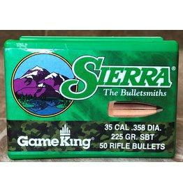 Sierra Sierra .358dia 35Cal 225gr SBT 50 CT Bullet (2850)