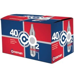 Crosman Crosman CO2 Powerlet Cartridges 40 pack (23140)