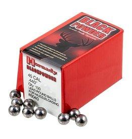 Hornady Hornady .440dia 45 cal Muzzleloader lead round balls (6040)