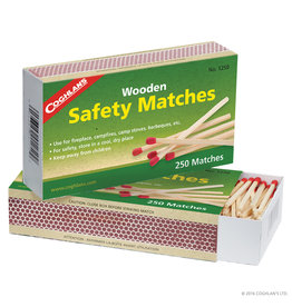Coghlan Coghlans 1250 Wooden Safety Matches (1250)