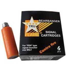 Tru Flare Tru Flare Bear Bangers for Pen Laucher M9 6/Box (MDL10BANG)